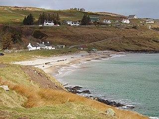 Talmine, Sutherland Human settlement in Scotland