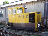 Talyllyn Railway No 11 Trecwn - 2014-09-28.jpg