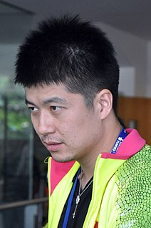 Tao Jiaming Badminton player
