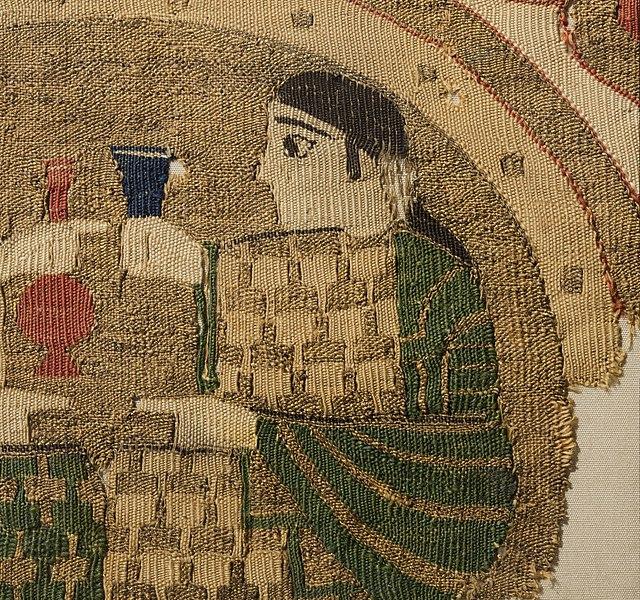 silk tapestry - image 6
