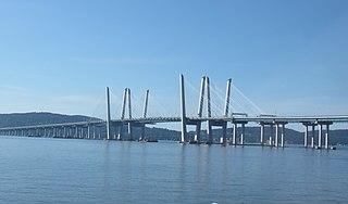 Tappan Zee Bridge (2017–present) Bridge across the Hudson River, New York, United States of America