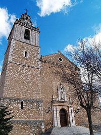 Tarancon - Iglesia de Nra. Sra. de la Asuncion 5.jpg