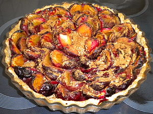 Pie - Jeûne Genevois plum pie