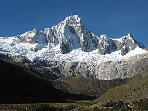 Áncash Region - Tawllirahu in Ancash at 5,885 meters