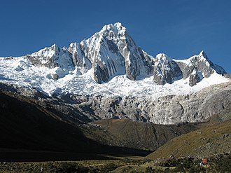 Department of Ancash - Tawllirahu in Ancash at 5,885 meters