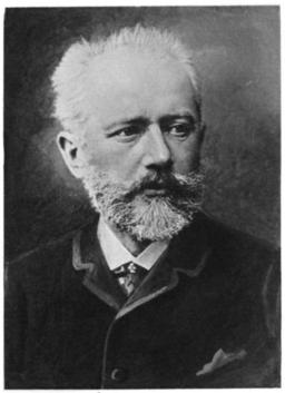 Tchaikovsky 1906 Evans