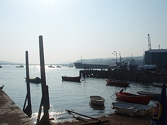Teignmouth - New Quay in 2006