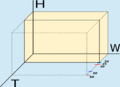Television bandwidth 1080p24 diagram-cube 3-axis H-W-T (height-width-frequency).png