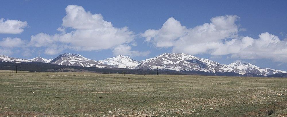 Tenmile Range