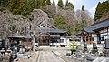 Tennei-ji in Kakunodate 20190414.jpg