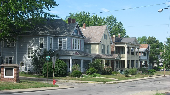 West Central Historic District (Anderson, Indiana)