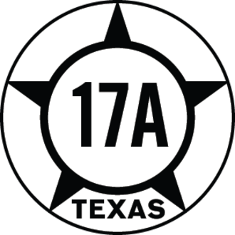 Texas State Highway 17 - Image: Texas Hist SH17A