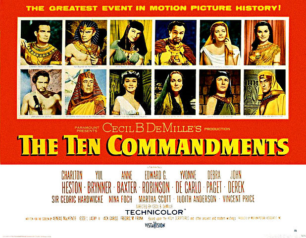 File:The-Ten-Commandments-1956-Paramount.jpg - Wikimedia ...