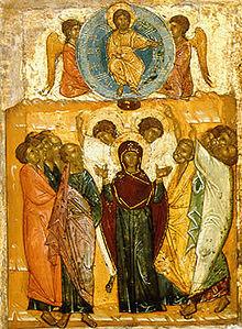 220px-The_Ascension_of_Our_Lord Всемирното Православие - Празници, включени в Българския Православен Църковен Календар