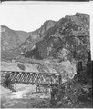 The Devil's Gate Bridge, Echo Canyon. Summit County, Utah - NARA - 516643.tif