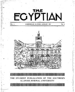 <i>The Daily Egyptian</i>