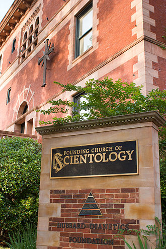 Scientology - Founding Church of Scientology in Washington, D.C.