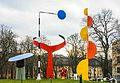 The Four Elements (Alexander Calder) at Moderna Museet in Stockholm.jpg