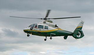 Great North Air Ambulance British air ambulance service