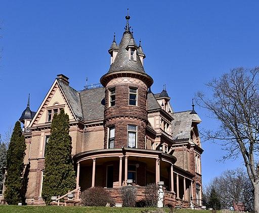The Henderson Castle at 100 Monroe St