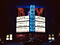 The Majestic Bay theater neon at night.jpg