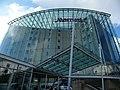 The Marriott Hotel London-Kensington in England United Kingdom - Cromwell Road - Glass atria facade - January 2010 - Stunning hotel! Enjoy! ) (4245426867).jpg