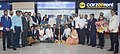 The Minister of State for Tourism (IC), Shri Alphons Kannanthanam at the inauguration of the Tourist Information and Facilitation Counter of Ministry of Tourism, at the IGI airport International arrival hall, in New Delhi (1).JPG
