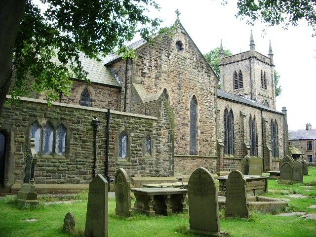 The Parish Church of Immanuel, Oswaldtwistle - geograph.org.uk - 559861