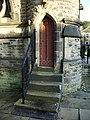The Parish Church of St Bartholomew, Ripponden, Doorway - geograph.org.uk - 1129431.jpg
