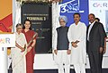 The Prime Minister, Dr Manmohan Singh inaugurated the T-3 Terminal of the Indira Gandhi International Airport, in New Delhi on July 03, 2010.jpg