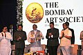 The Prime Minister, Shri Narendra Modi at the Bombay Art Society, in Mumbai (3).jpg