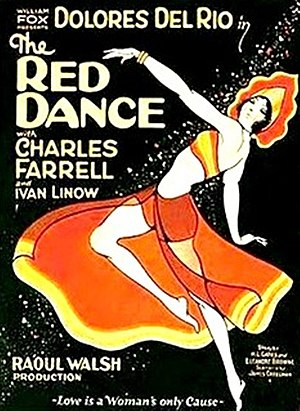 The Red Dance - Image: The Red Dance film poster
