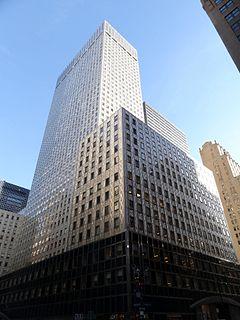 Socony–Mobil Building Office skyscraper in Manhattan, New York