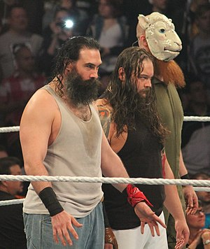 SummerSlam (2013) - The Wyatt Family's WWE debut.