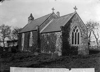 The church, Treletert