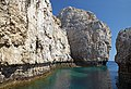 The coastal maze near Lindos. Rhodes, Greece.jpg