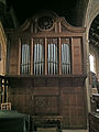 The organ, St. Helen's Church, Ashby-de-la-Zouch.jpg