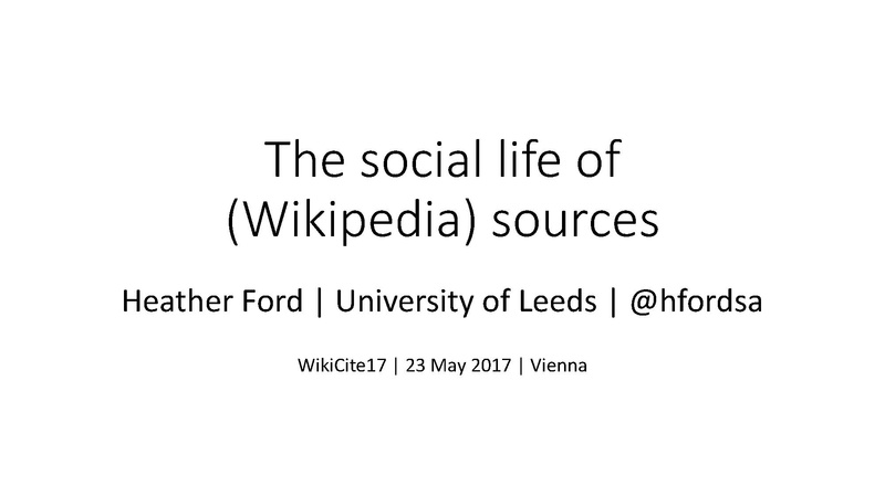File:The social life of (Wikipedia) sources.pdf