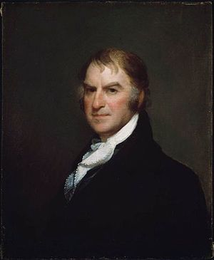 Massachusetts's 4th congressional district - Image: Theodore Sedgwick
