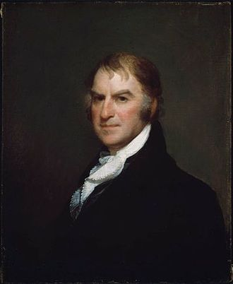 Massachusetts's 2nd congressional district - Image: Theodore Sedgwick