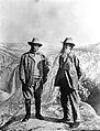 Theodore Roosevelt with John Muir Wellcome L0002109.jpg