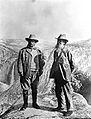 Theodore Roosevelt with John Muir Wellcome L0002109.jpg