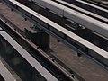 Third rail at Salt Lake Stadium Merto Station.jpg