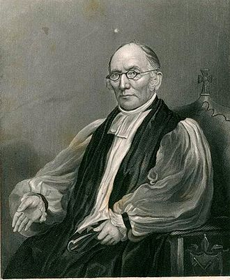 Trinity College (Connecticut) - Founder Thomas Church Brownell