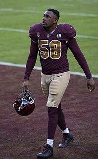 Thomas Davis Sr. American football linebacker