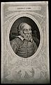 Thomas Parr, said to have died aged 152, with a border depic Wellcome V0007252.jpg