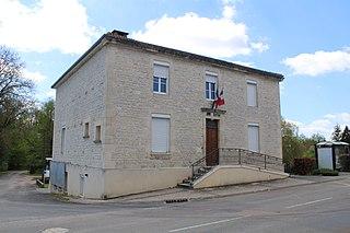 Thonnance-les-Moulins Commune in Grand Est, France