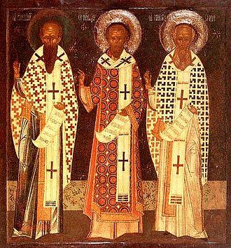 January 30 (Eastern Orthodox liturgics) - Image: Three Holy Hierarchs