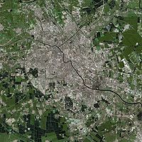 Image satellite de 2002