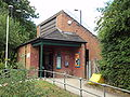 Ticket office, Runcorn East railway station - DSC06716.JPG